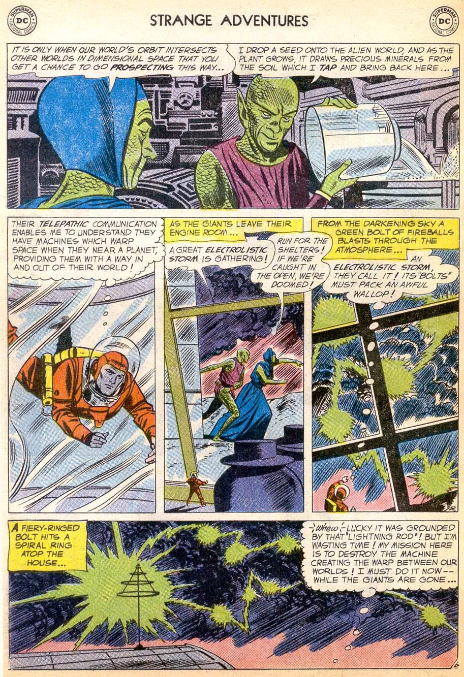 Strange Adventures (1950) issue 101 - Page 8
