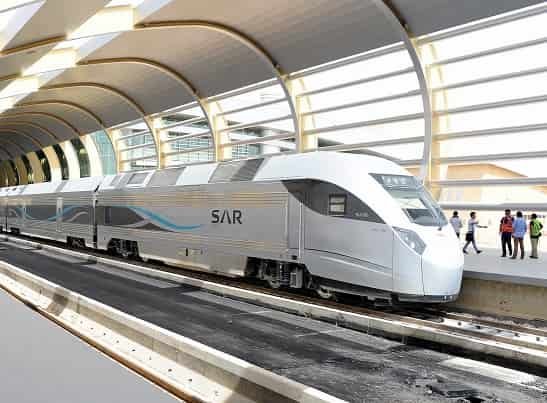 DAILY TRAIN BETWEEN HAIL, MAJMAAH, QASSIM AND RIYADH