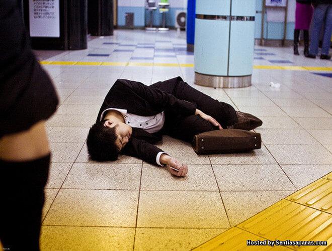 Realiti Budaya 'Karoshi' Kerja Sampai Mati Di Jepun