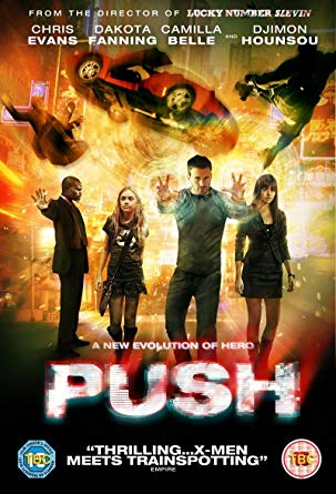 Push 2009 Dual Audio [Hindi – English] 480p BluRay 350MB
