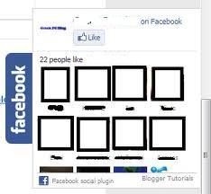 floating like box για το facebook στο blog