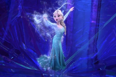 Let it go - Frozen