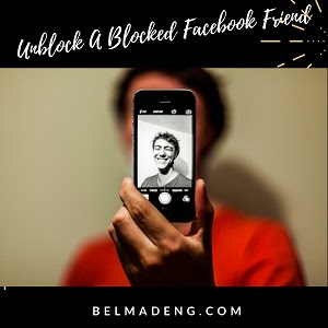 Where Do I Unblock A Blocked Facebook Friend