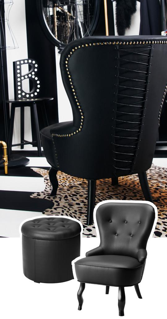 Omedelbar - tillfälligt kollektion på IKEA av Bea Åkerlund.