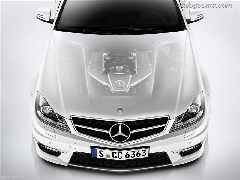 صور سيارة مرسيدس بنز سى 63 AMG كوبيه 2015 - اجمل خلفيات صور عربية مرسيدس بنز سى 63 AMG كوبيه 2015 - Mercedes-Benz C63 AMG Coupe Photos