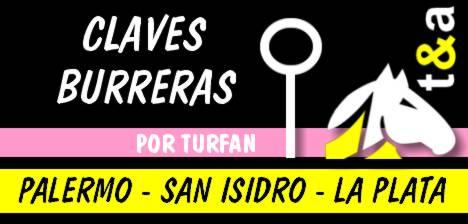 Pronósticos Turf Palermo San Isidro La Plata