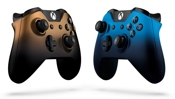 Microsoft releases new Dusk Shadow and Copper Shadow Xbox One Special Edition Controllers