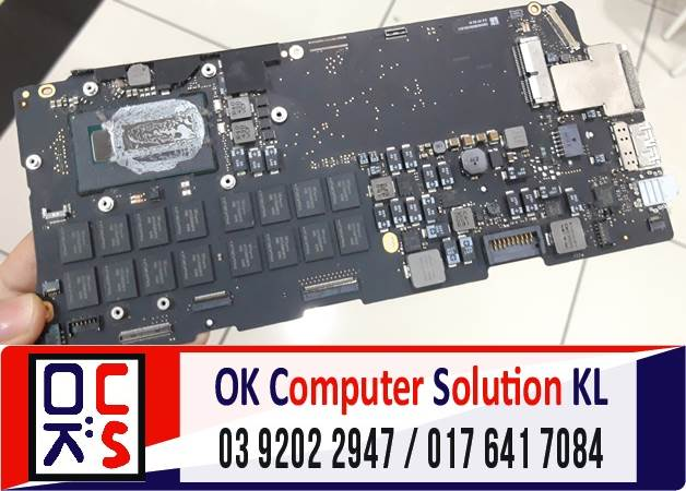 [SOLVED] MASALAH MACBOOK PRO CANNOT ON | REPAIR LAPTOP CHERAS 2