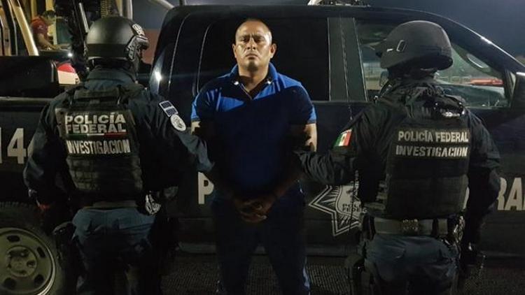 """Detienen a """"El Comandante Viento"""", operador del Cártel del Golfo en Tamaulipas."""