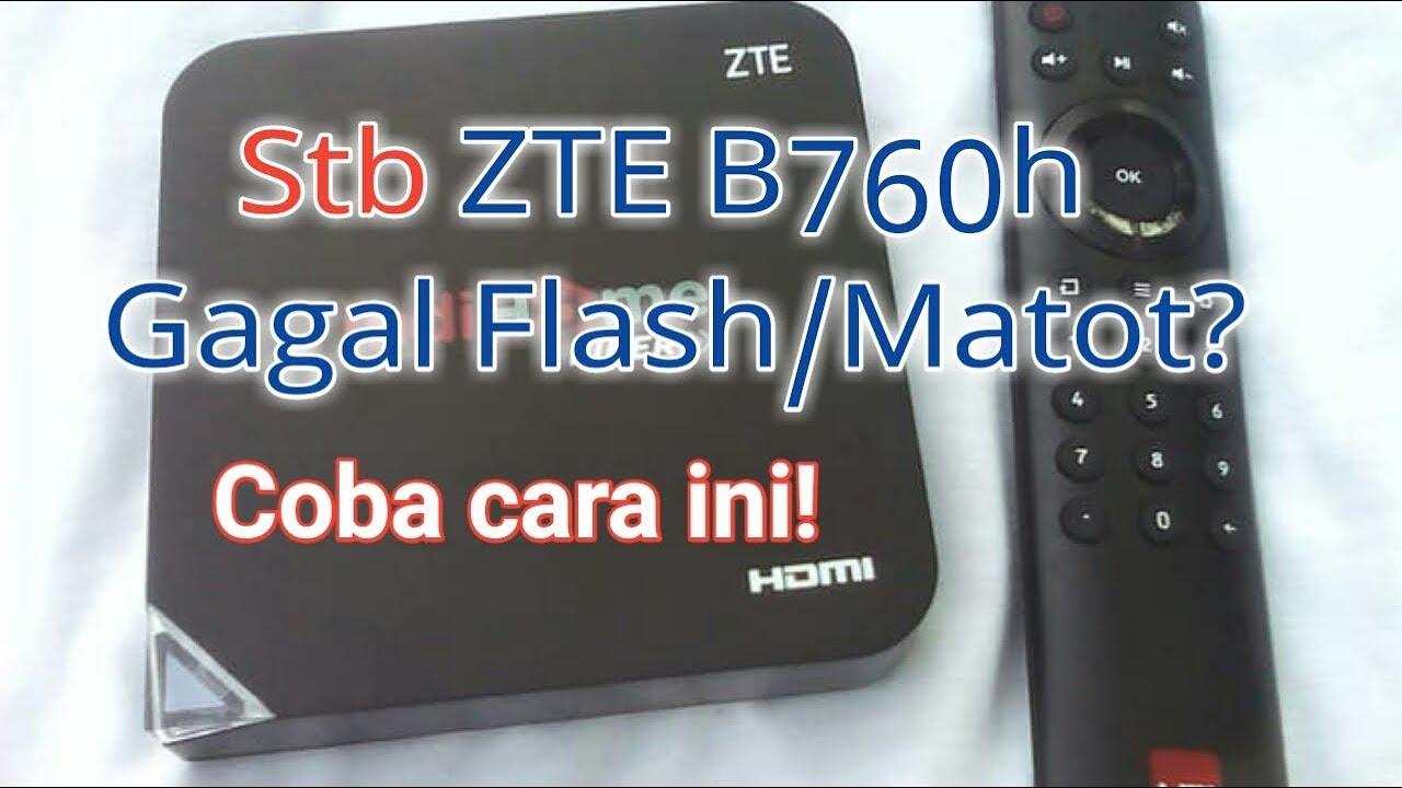 Cara Flashing STB B760h Dengan SP Flash Tool dan Firmware Rooted