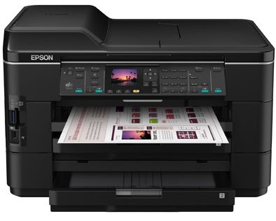 Epson Workforce WF-7525 Treiber Download Für Mac, Windows