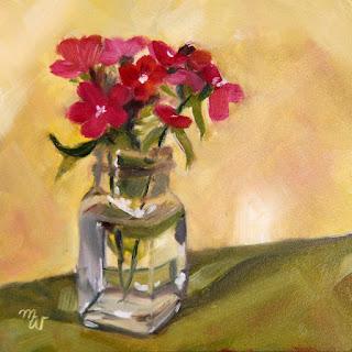 Wildflowers by Merrill Weber