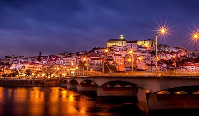 O que fazer à noite em Coimbra