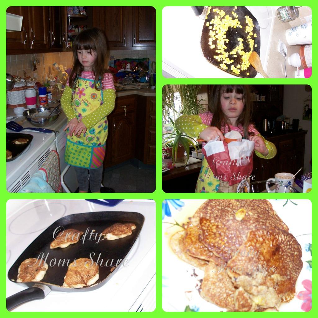 Smitten Kitchen Pancakes: Crafty Moms Share: Annie And The Wild Animals