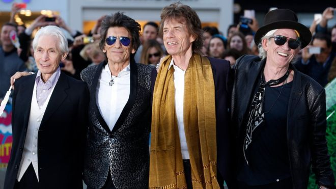 Rolling Stones announce first album since 2005