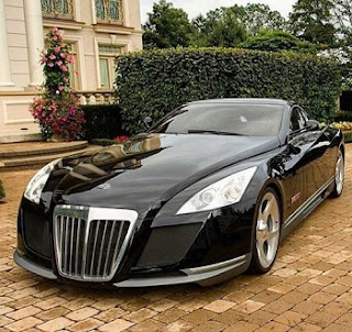 grill mercedes maybach exelero