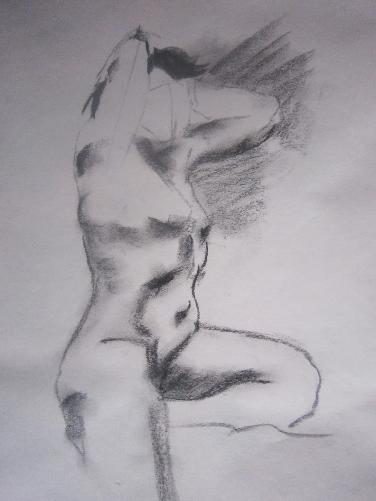 simple charcoal drawing ideas - DriverLayer Search Engine