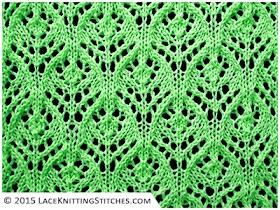 Lace Chart #4