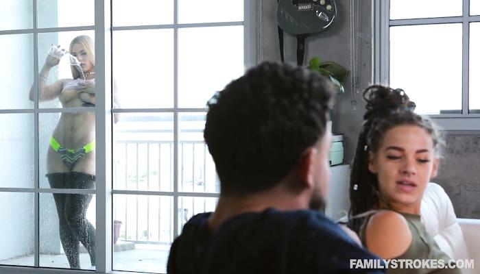 FamilyStrokes - Sloan Harper Prudes Are Rude