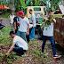 TMP Gunungsitoli Ajak Masyarakat Terus Pupuk Semangat Gotong Royong