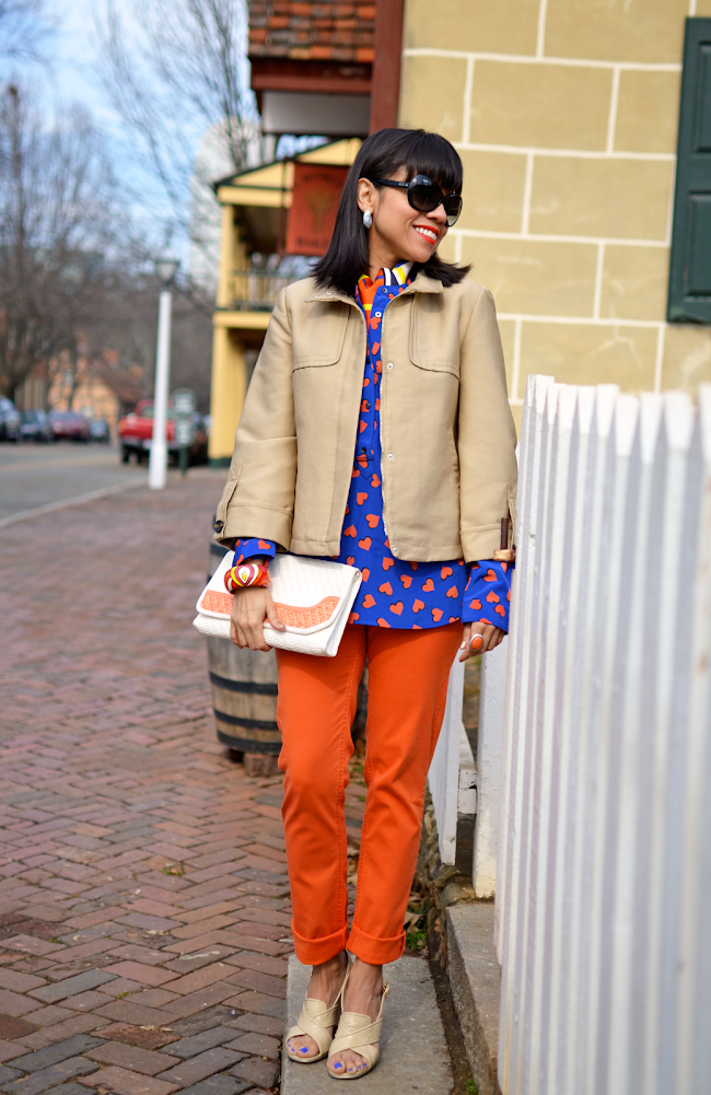 Color-Block Style