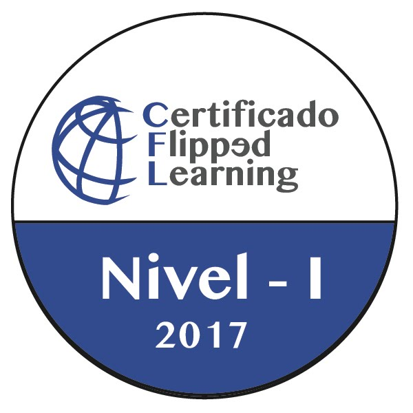 Certificado Flipped Learning