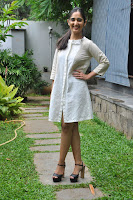Radhika Cute Young New Actress in White Long Transparent Kurta ~  Exclusive Celebrities Galleries 068.JPG