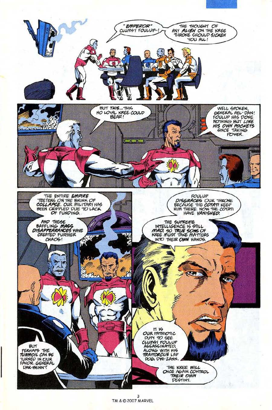 Read online Silver Surfer (1987) comic -  Issue #53 - 5