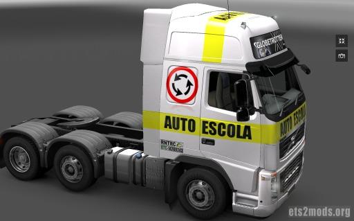 Auto Escola Volvo skins by Matheus Silva