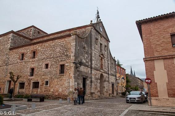 Convento de Santa Teresa en Lerma. Visitando Lerma