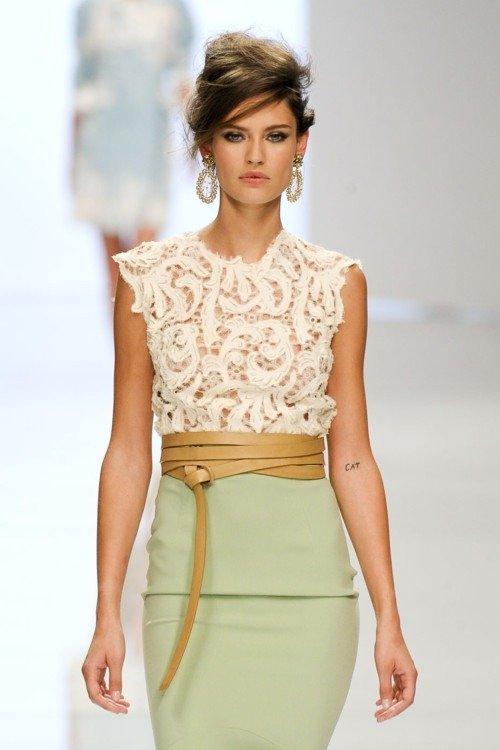 Fashion Spring Summer 2012 - Fashion Trends