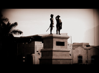 Monumento Montejo Merida