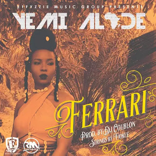 "Yemi Alade – ""Ferrari"" (Prod by DJ Coublon, Strings by Fiokee)"