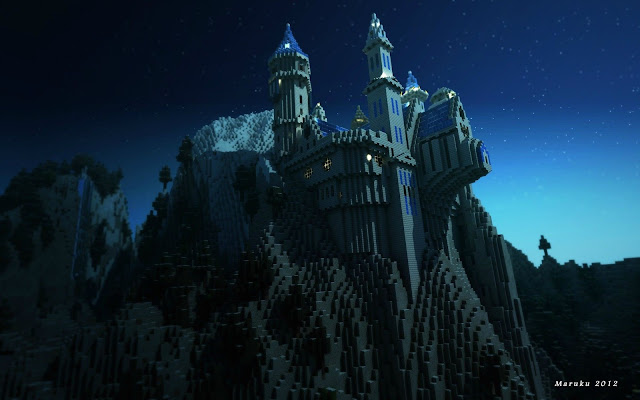 Cool Minecraft backgrounds 4