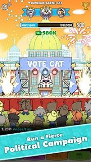 PolitiCats: Free Clicker Game APK