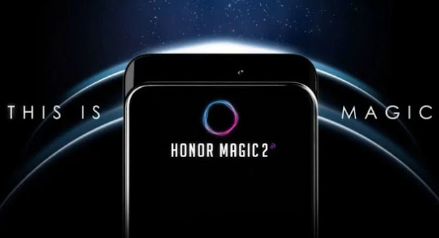 Honor Magic 2 Cameras