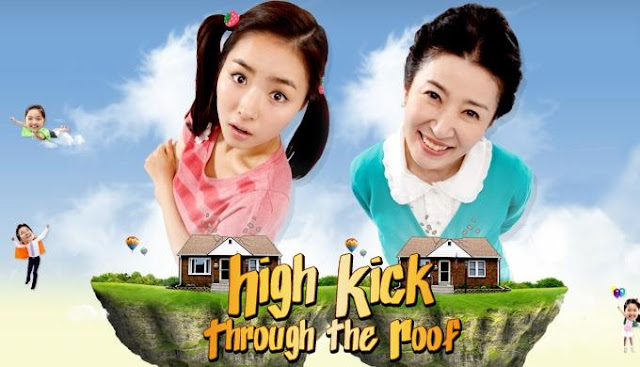 High Kick Through The Roof
