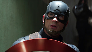 Chris Evans Captain America: Civil War Marvel movie