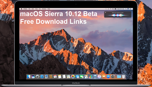 Download macOS Sierra 10.12.4 Beta 2 DMG / Xcode 8.3 Beta 2 DMG - Direct Links