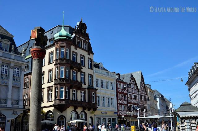 Hauptmarkt de Trier