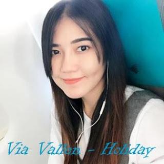 Via Vallen - Holiday (Jitu Nada) Mp3