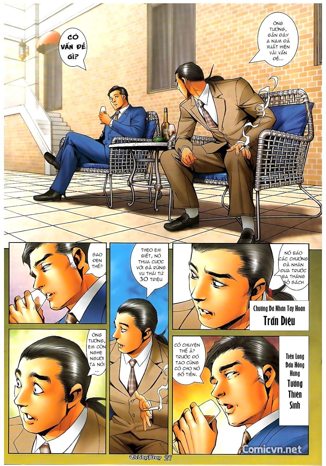 Người Trong Giang Hồ - Chapter 1208: Không nhìn lầm - Pic 24