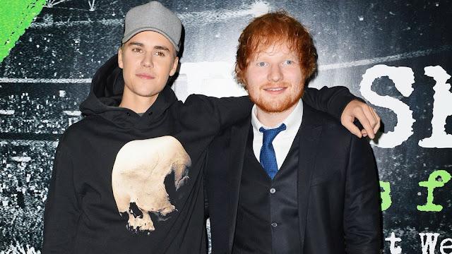 Ed Sheeran dijo que 'Love Yourself' de Justin Bieber originalmente era para su nuevo álbum