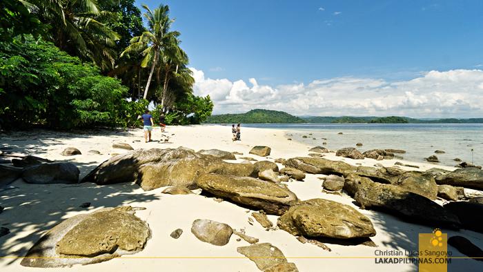 Once Islas Bisaya-Bisaya Island