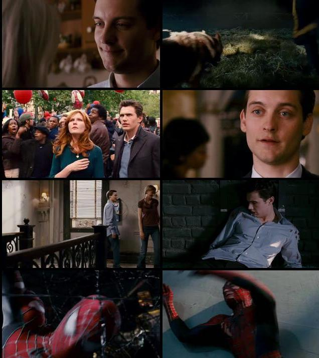 Spider-Man 3 2007 Dual Audio Hindi 720p BluRay