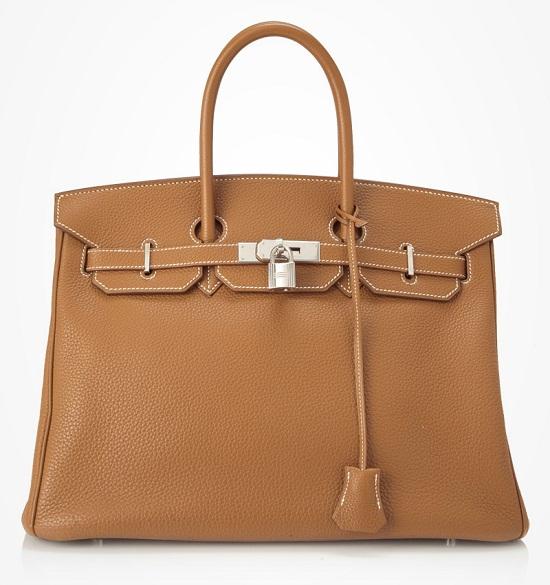 Tas Hermès Birkin Original