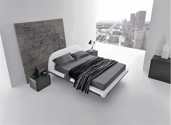 HoMe DeCoR: Minimalist Bed For Modern Bedroom