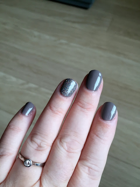 OPI My Voice Is A Little Norse Swatch