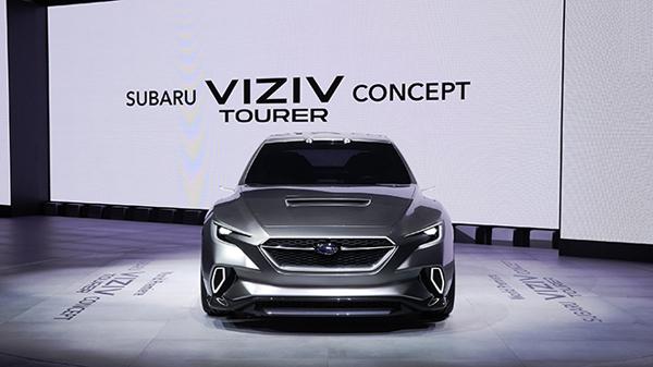 Subaru VIZIV Tourer Concept - 5