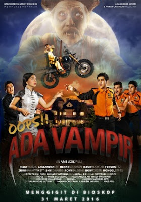 Oops11 Ada Vampir Poster